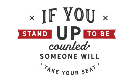 Print on Demand: If You Stand Up to Be Counted Graphic Illustrations By baraeiji