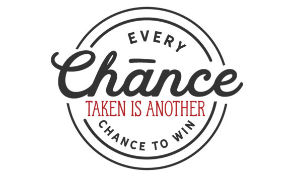 Print on Demand: Every Change Taken is Another Chance Graphic Illustrations By baraeiji
