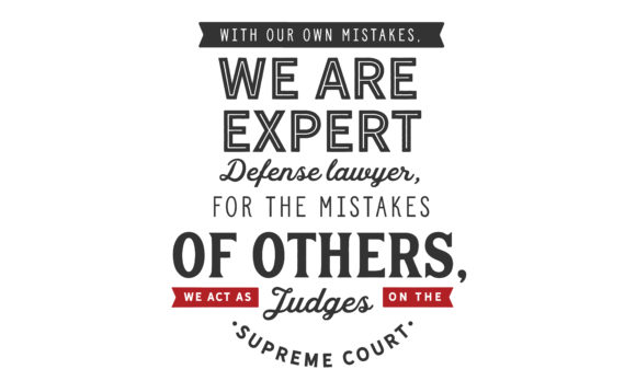 Print on Demand: We Are Expert Defense Lawyers Graphic Illustrations By baraeiji