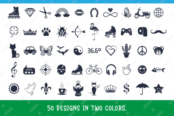 50 Trendy Fashion Designs for Face Mask Graphic Download