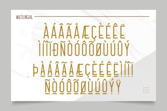 Fontana Rithey Font Preview