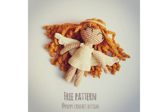 Guardian Angel Crochet Pattern Graphic Crochet Patterns By Needle Craft Patterns Freebies