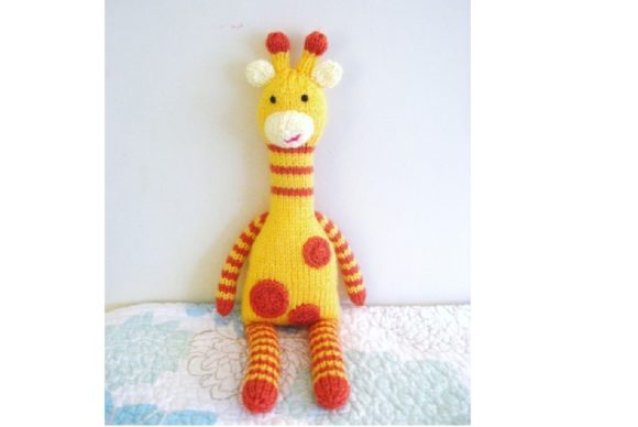 Knit Giraffe Pattern Graphic Knitting Patterns By Amy Gaines Amigurumi Patterns