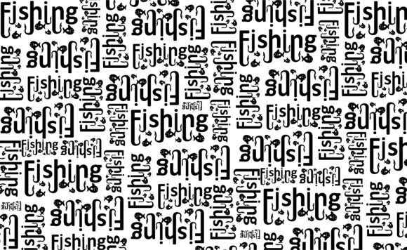 Paper Warp with Typography Pattern Set Graphic Downloadable Digital File