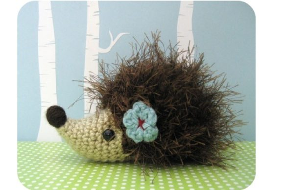 Amigurumi Crochet Hedgehog Pattern Graphic Crochet Patterns By Amy Gaines Amigurumi Patterns