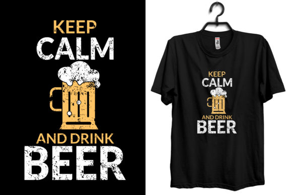 Drinking T Shirt Design
