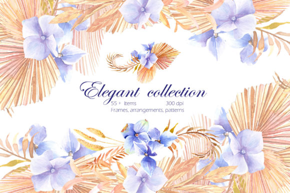Print on Demand: Elegant Collection Graphic Illustrations By evgenia_art_art