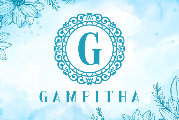 Print on Demand: Gampitha Display Font By Kelik - 7NTypes