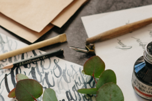 Learn how to turn your handwriting into a font