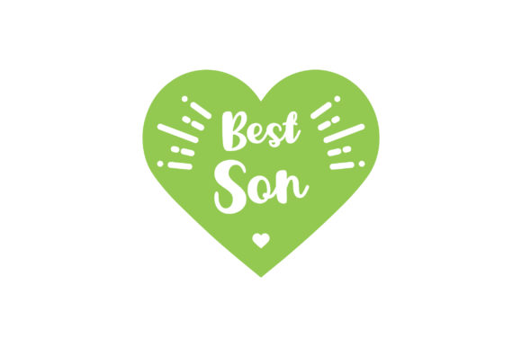 Best Son Family Craft Cut File By Creative Fabrica Crafts