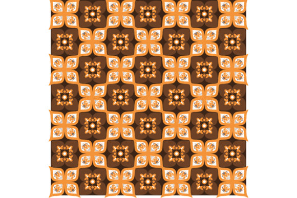 Batik Solo Graphic Backgrounds By cityvector91