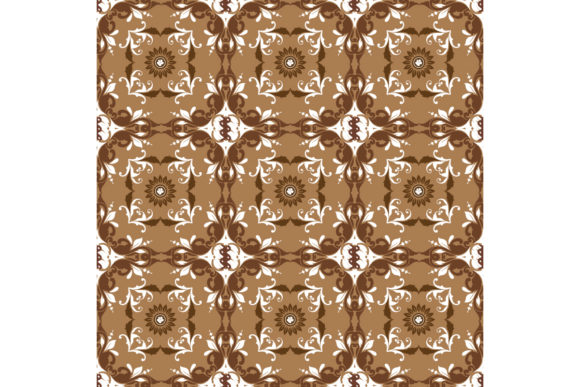 Kawung Batik Graphic Backgrounds By cityvector91