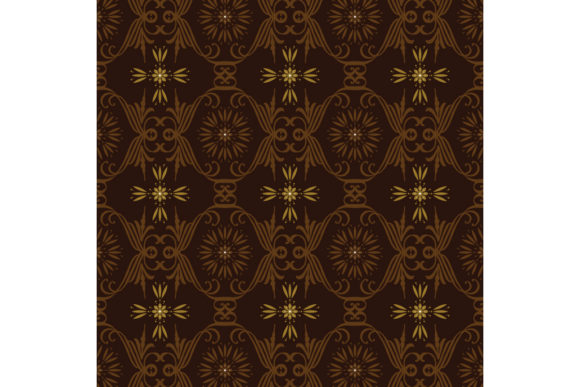 Solo Batik Graphic Backgrounds By cityvector91