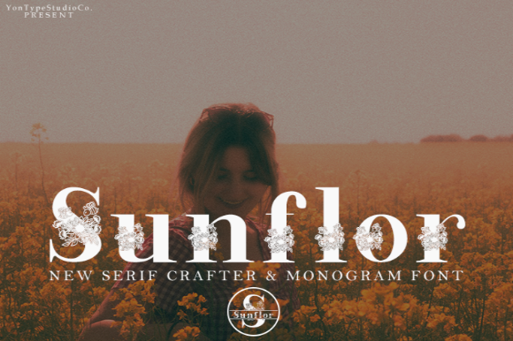 Print on Demand: Sunflor Serif Font By YonTypeStudio.Co
