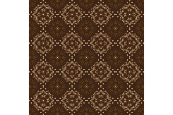 Tradisional Batik Graphic Backgrounds By cityvector91
