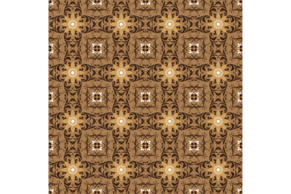 Tradisoinal Java Batik Graphic Backgrounds By cityvector91