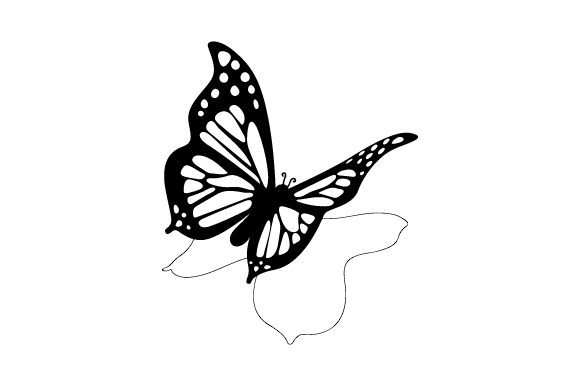 Butterfly Animals Craft Cut File By Creative Fabrica Crafts - Image 2