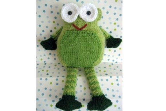 Amigurumi Knit Frog Pattern Graphic Knitting Patterns By Amy Gaines Amigurumi Patterns