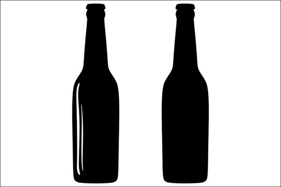 Beer Bottle Graphic Product Mockups By Fast Store