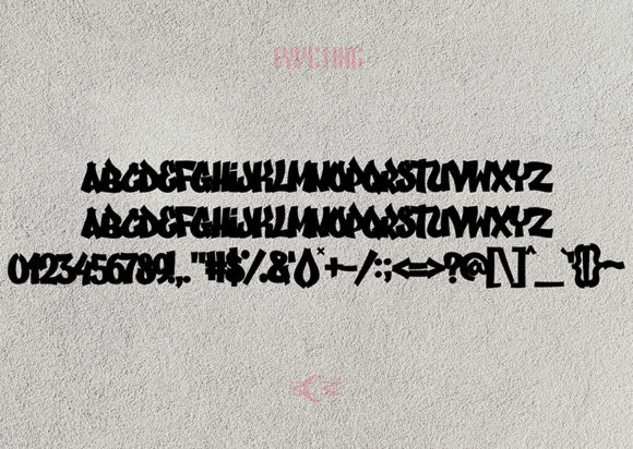 Print on Demand: Downtown Vibes Display Font By Typeting Studio - Image 4