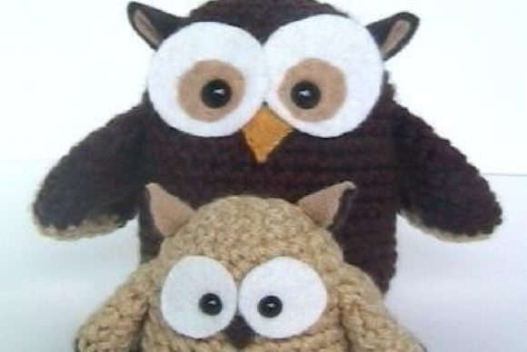 Amigurumi Crochet Owl Pattern Graphic Crochet Patterns By Amy Gaines Amigurumi Patterns