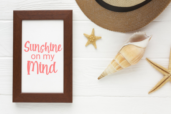 Print on Demand: Shine Bloom Display Font By Rvandtype - Image 4
