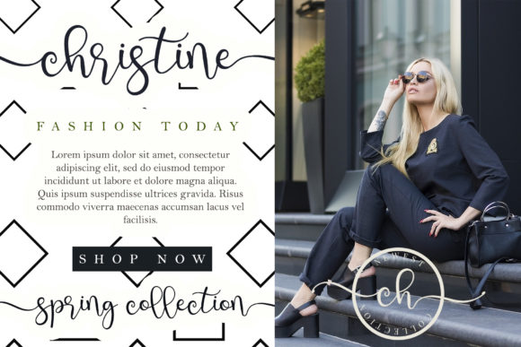 Print on Demand: Wholestory Script & Handwritten Font By airotype - Image 5