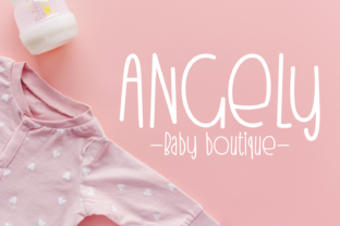 Print on Demand: Sweety Loly Display Font By Dani (7NTypes) 2
