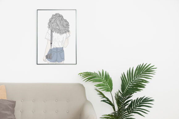 Art Print | Wall Art Female Photographer Graphic Graphic
