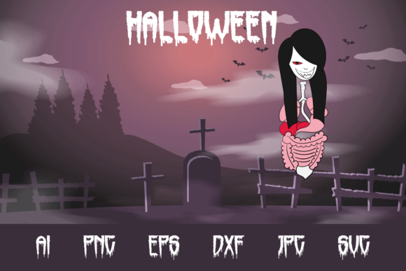 Halloween Palasik Graphic Crafts By custodestudio