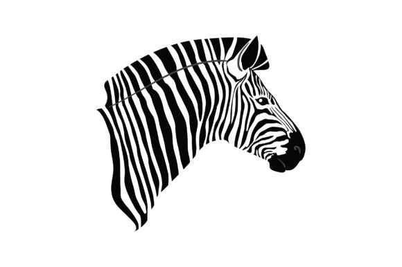 Zebra Animales Archivo de Corte Craft Por Creative Fabrica Crafts