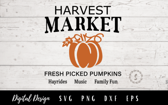 Harvest Market Graphic Crafts By sayitwithsimplicity