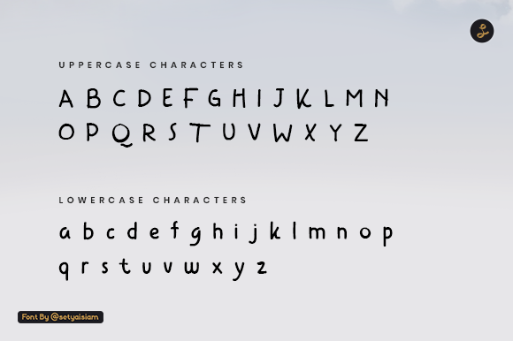 She is Gone Font Download