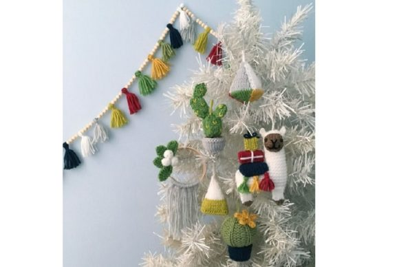 Christmas 2017 Knit Pattern Set Graphic Knitting Patterns By Amy Gaines Amigurumi Patterns
