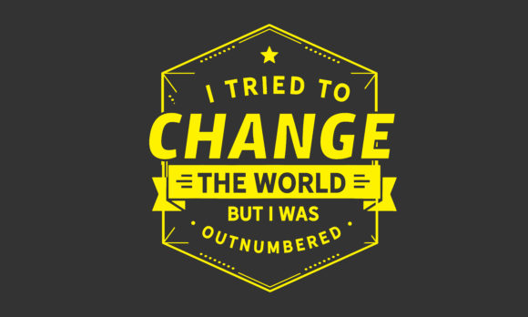 Print on Demand: I Was Outnumbered. Graphic Illustrations By baraeiji