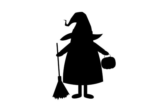 Witch Gnome Halloween Craft Cut File By Creative Fabrica Crafts - Image 2