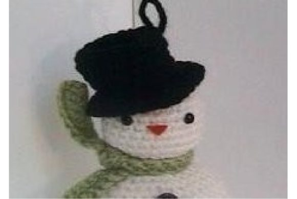 Crochet Christmas Pattern Collection Graphic Crochet Patterns By Amy Gaines Amigurumi Patterns - Image 4