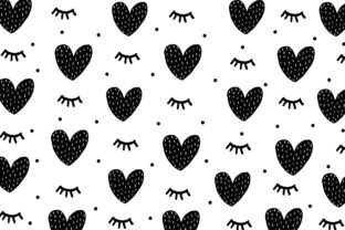 Print on Demand: Hand Drawn Seamless Pattern Graphic Illustrations By Zweed n roll Clipart