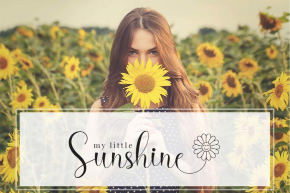 Print on Demand: Hello Daisy Script & Handwritten Font By Naharstd - Image 6