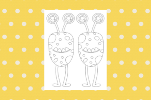 Print on Demand: KDP Halloween 40 Coloring Pages Kids Graphic KDP Interiors By Simpsys Designs  3