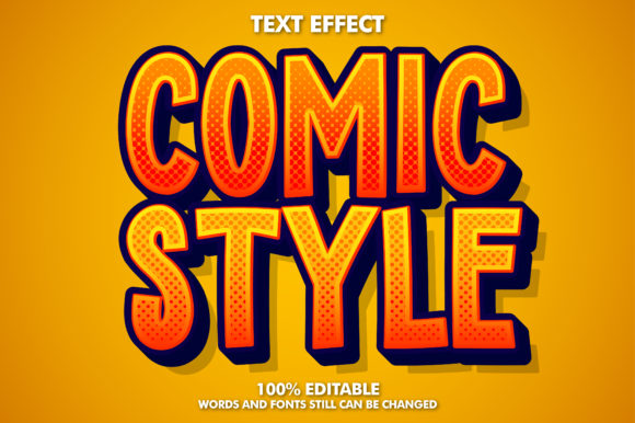 Modern Font Effect for Banner and Sticke Graphic Layer Styles By memetxsaputra
