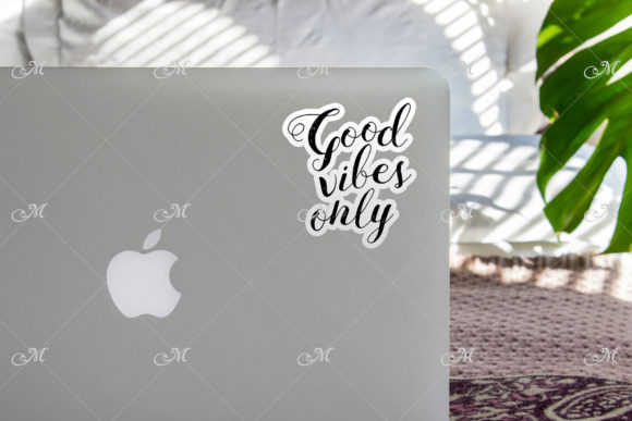 Sunny Macbook Mockup  Graphic Product Mockups By MaddyZ