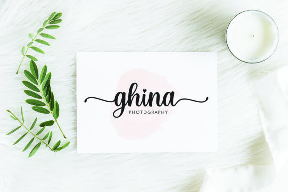 Print on Demand: Joseph Sophia Script & Handwritten Font By fargunstudio - Image 4