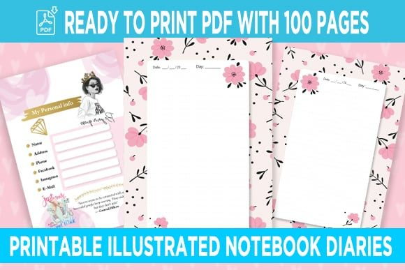Print on Demand: KDP Interior Roses Dotted Pages Vol.4 Graphic KDP Interiors By Queen Dreams Store