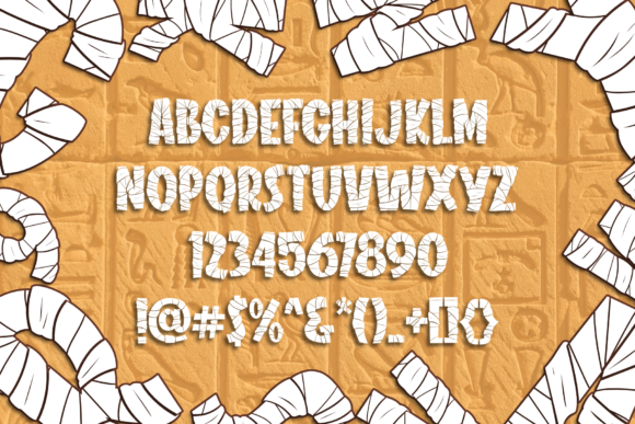 The Mummy Font Download