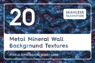 20 Metal Mineral Wall Background Texture Graphic Textures By Textures