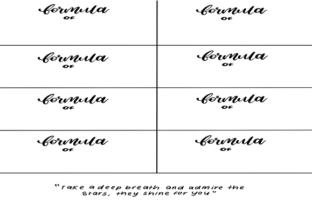Print on Demand: Flash Cards Formula Graphic 11th grade By arts4busykids