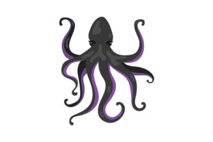 Octopus Designs & Drawings Craft Cut File By Creative Fabrica Crafts 1