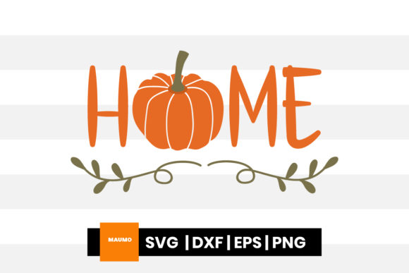 Print on Demand: Fall Design | Home Graphic Crafts By Maumo Designs