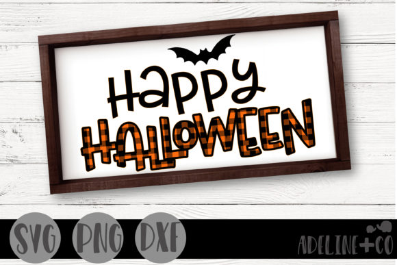 Happy Halloween Graphic Crafts By adelinenco